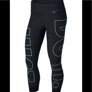 Nike Power Legend leggings JUST DO IT NWT